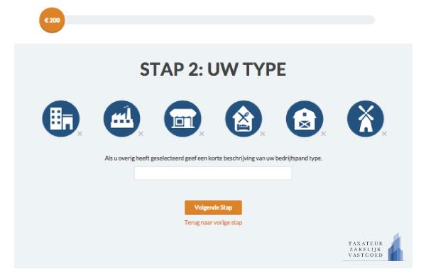 Stap 2 Uw Bedrijfstaxatie type Taxateur Zakelijk Vastgoed