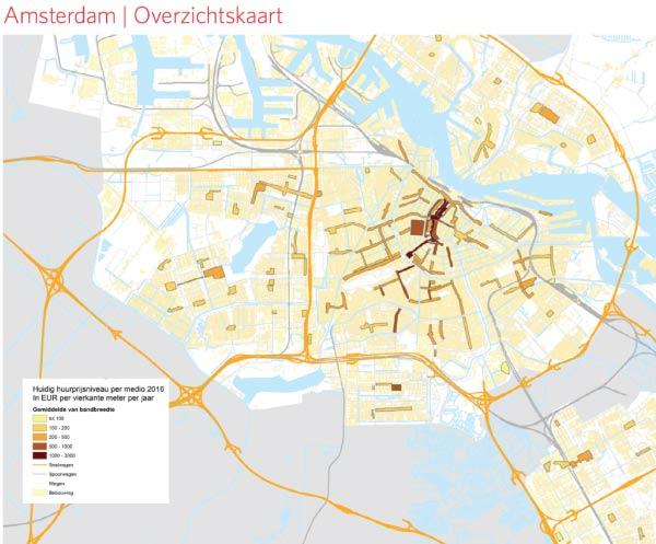 amsterdam-winkelruimte-huurprijzen-2016-overzicht
